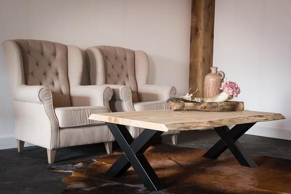 landelijke en moderne meubelen